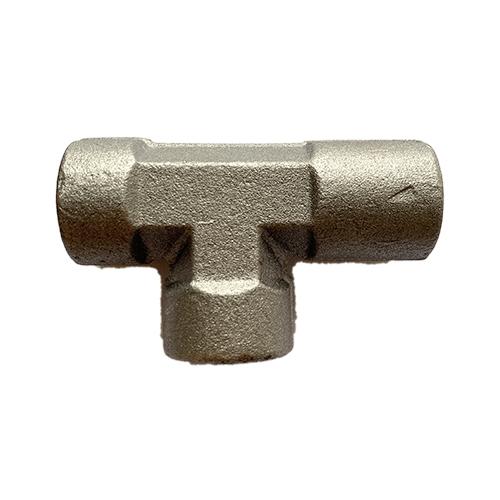 三通锻压模坯 Z-TC型 ACCG-OG 三通右端英管螺纹可调
